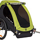 Burley Burley Minnow Child Trailer: Green