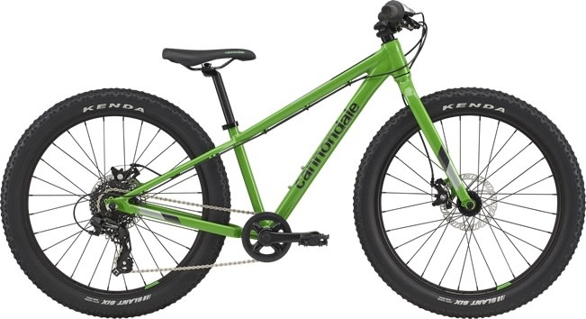 Cannondale 2021 Cannondale Cujo 24+ Green