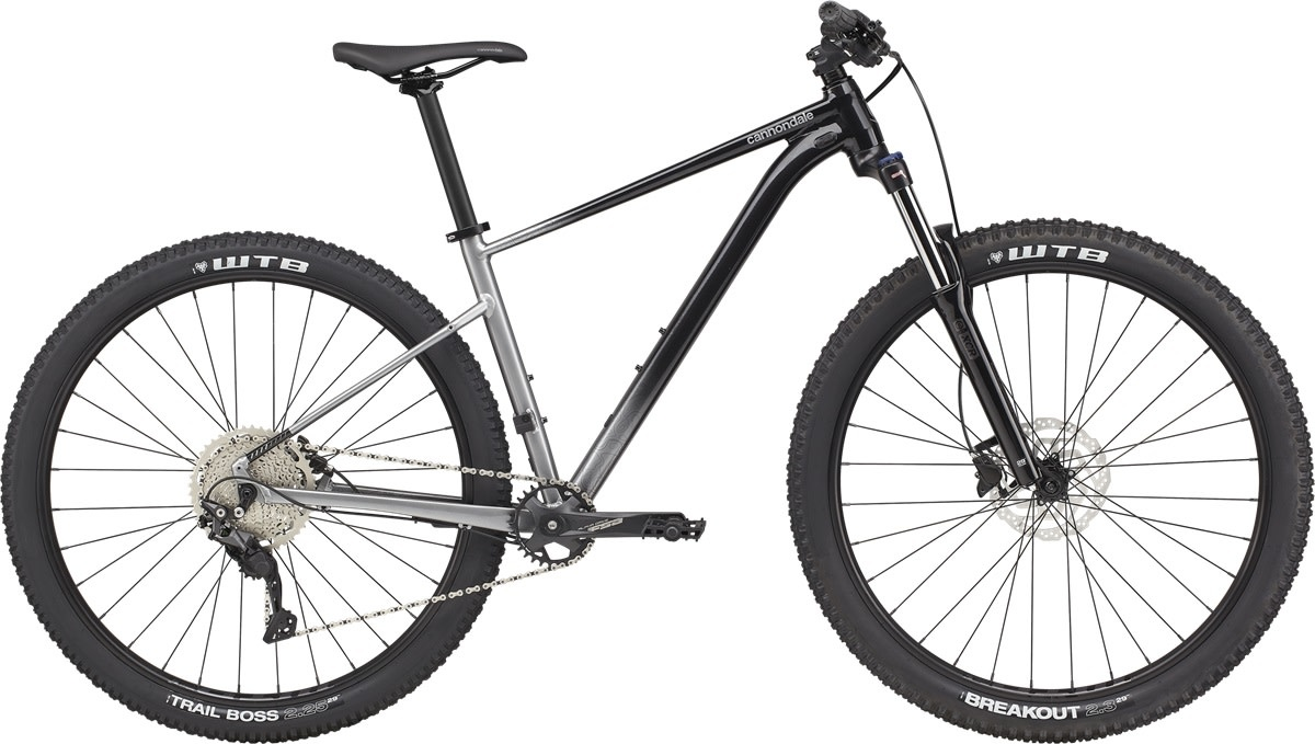 Cannondale 2021 Cannondale Trail SE 4 Grey