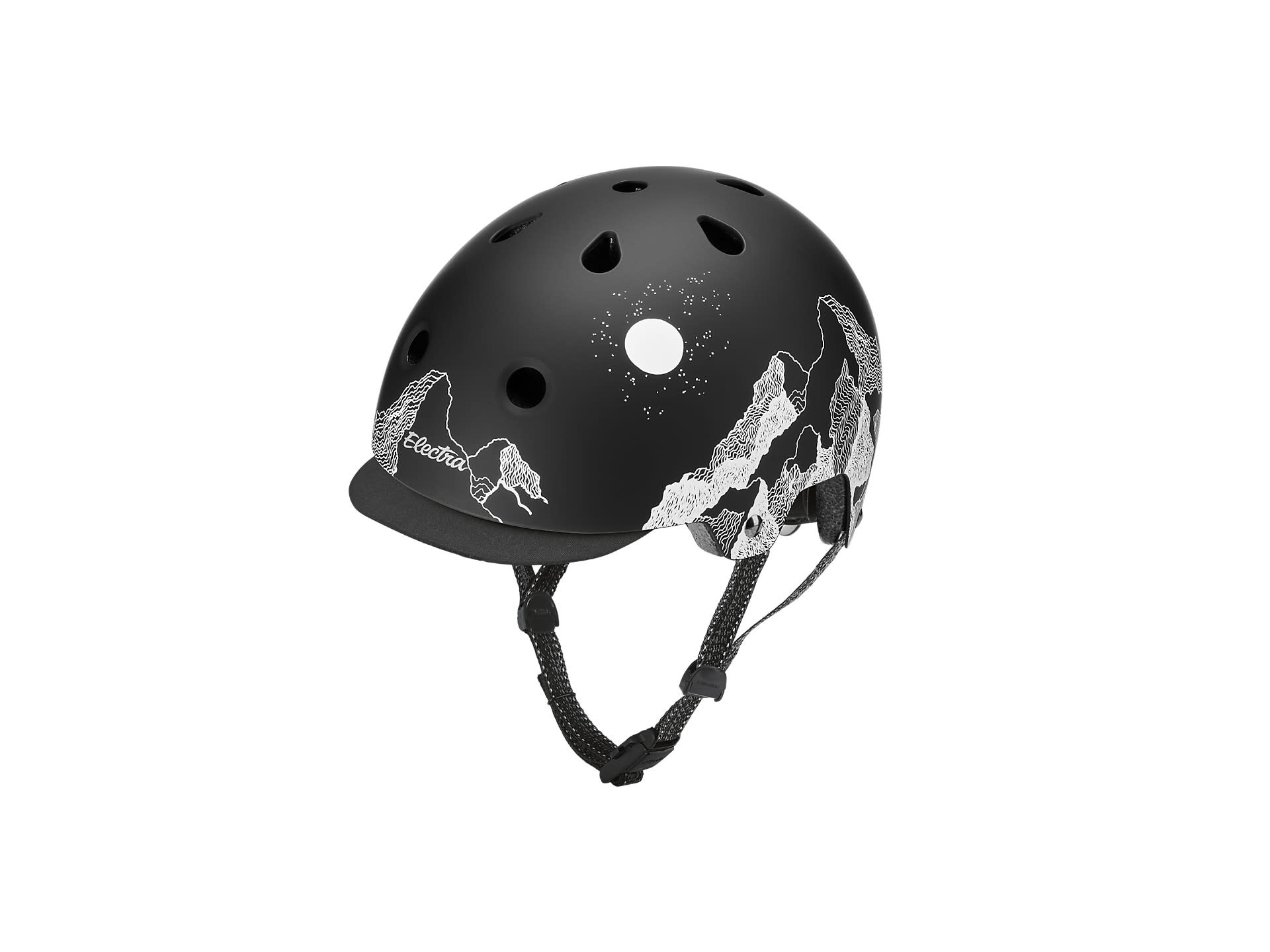 Electra Electra Mountain Sky Lifestyle Lux Bike Helmet