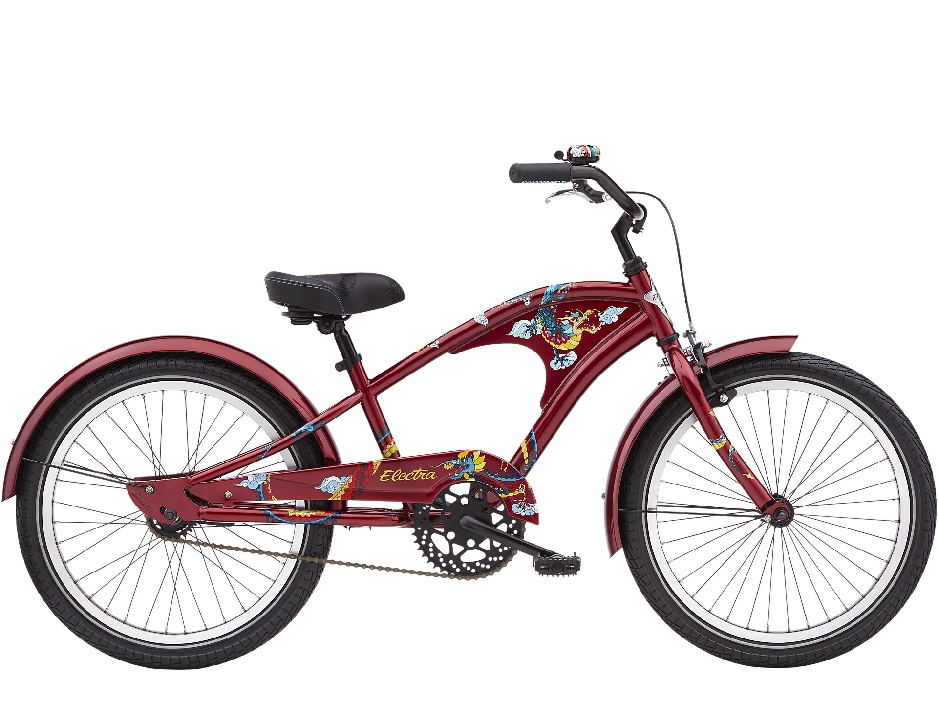 """Electra Electra Firetail 1 20"""" Scorched Red"""