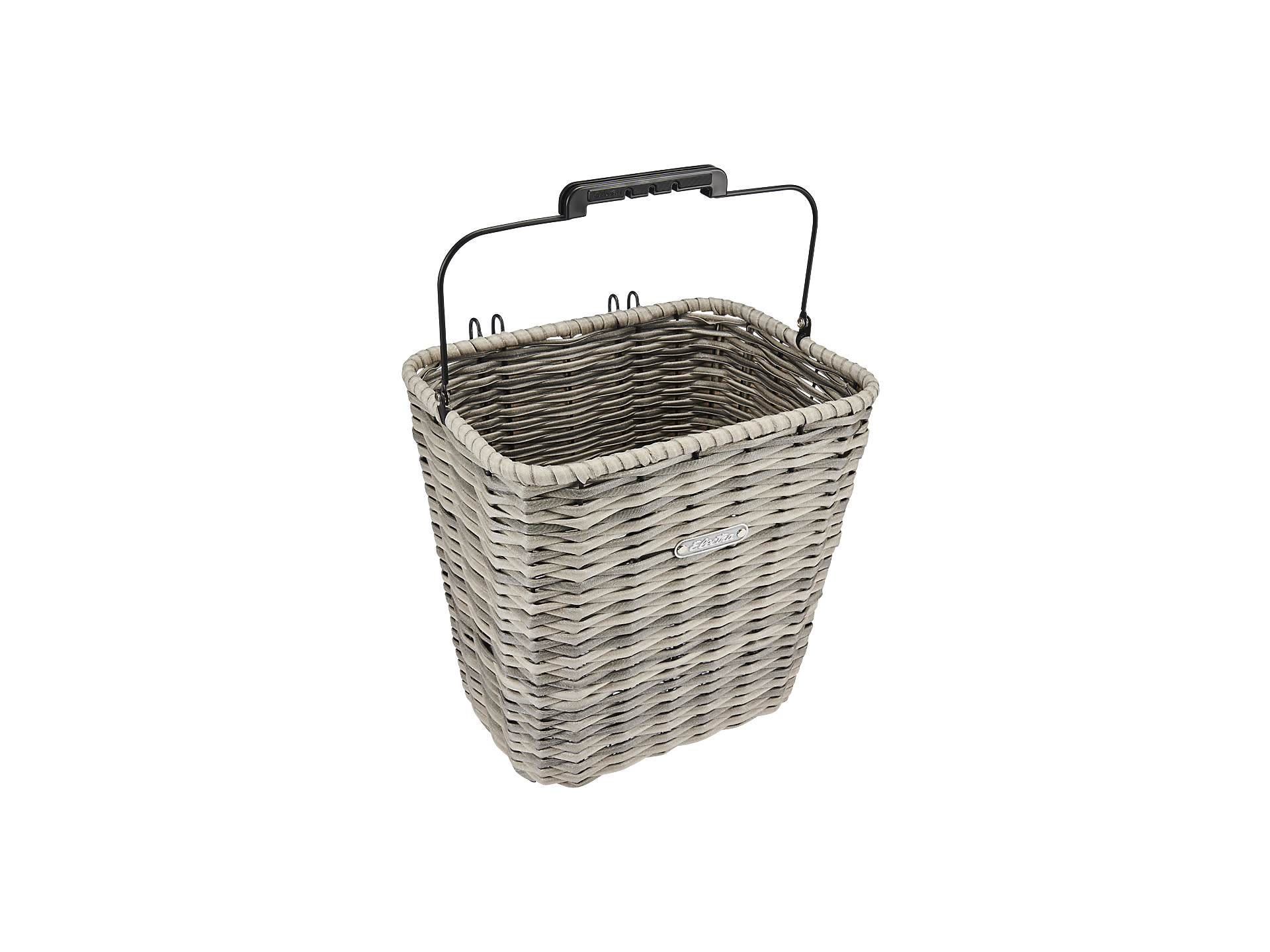 Electra Basket Electra All Weather Woven Pannier Fog Rear