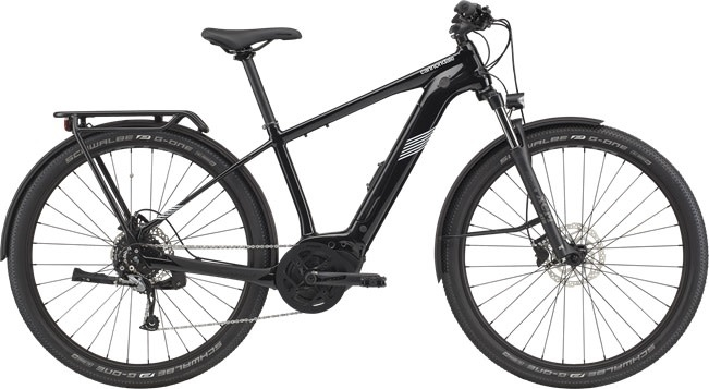 Cannondale 2021 Cannondale Tesoro Neo X 3 - Guinness Black