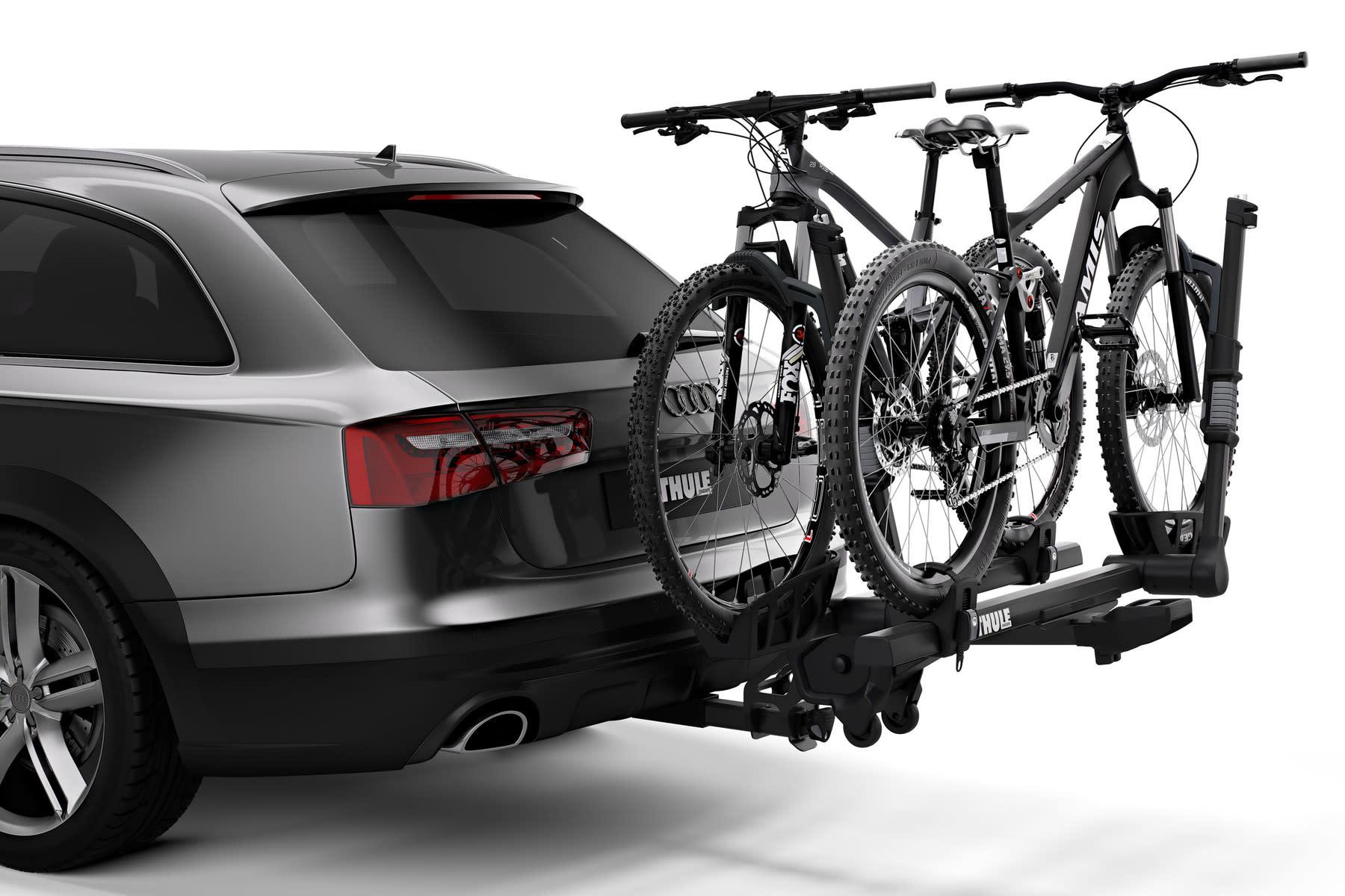 """Thule Thule T2 Pro XTR 2"""" 2 Bike BLACK"""