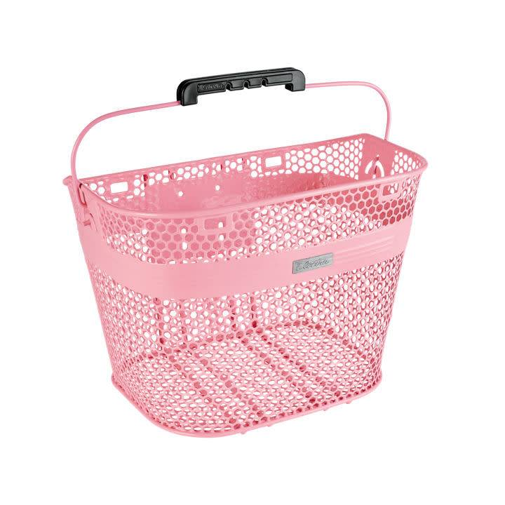 Electra Basket Electra Linear QR Mesh Light Pink
