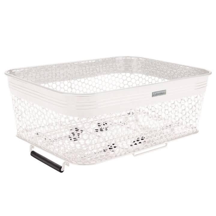 Electra Basket Electra Linear QR Mesh Low Profile White
