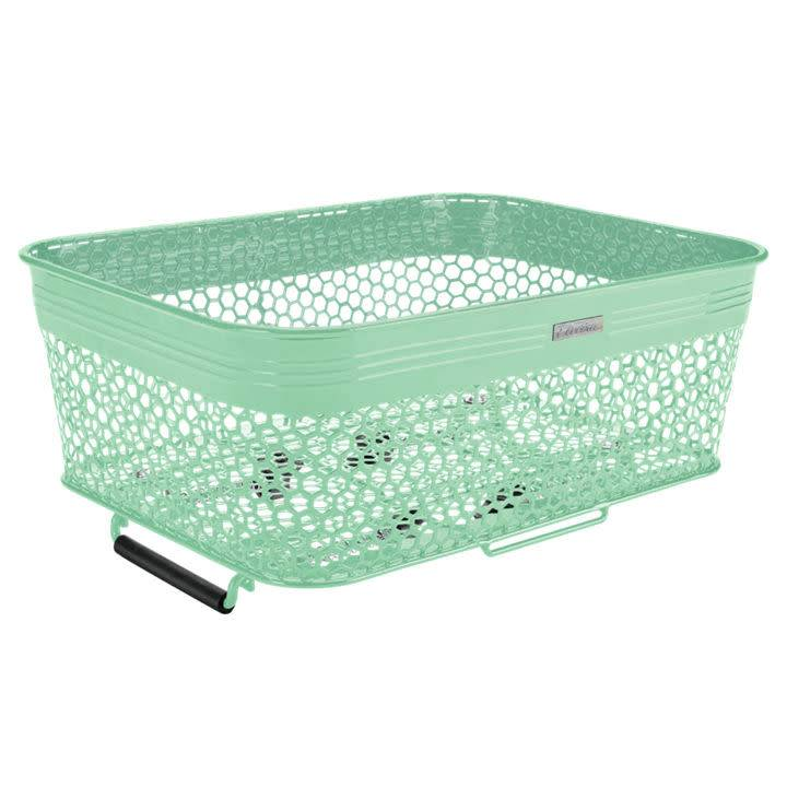 Electra Electra Linear QR Mesh Low Profile Mint Basket