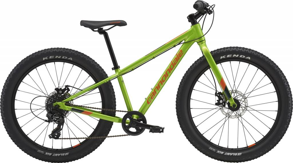 Cannondale Cannondale Cujo 24+ Acid Green
