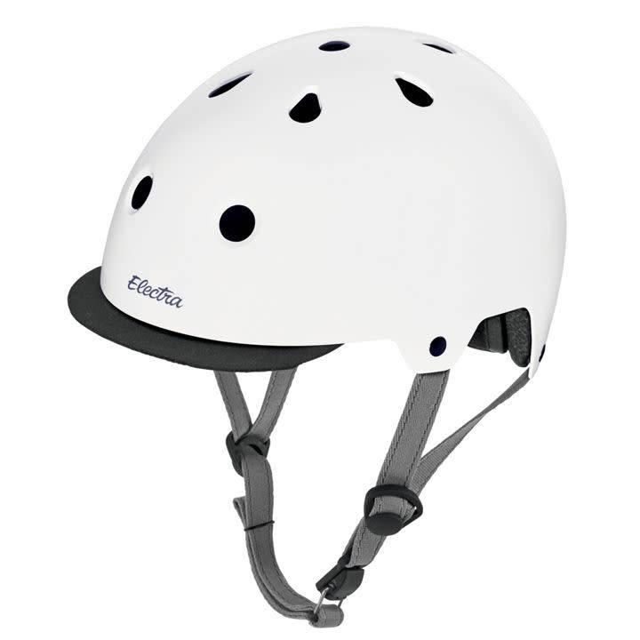 Electra Electra Helmet - Gloss White