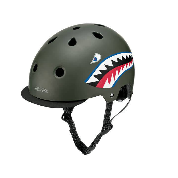 Electra Electra Helmet - Tigershark
