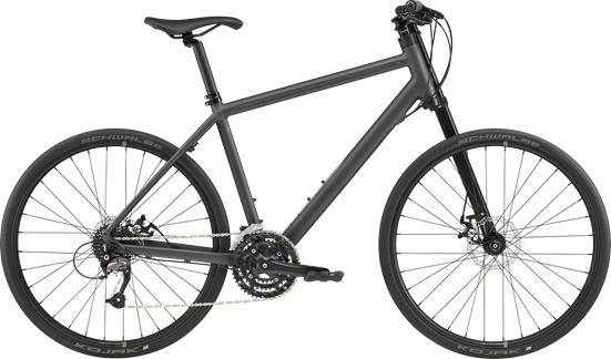 Cannondale 2018 Cannondale Bad Boy 4 BBQ Black