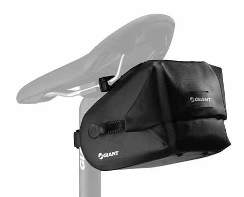 Giant GNT Waterproof Seat Bag LG Black