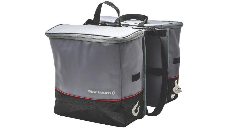 Blackburn Blackburn Local Cooler Bag Pannier BLK/GRY