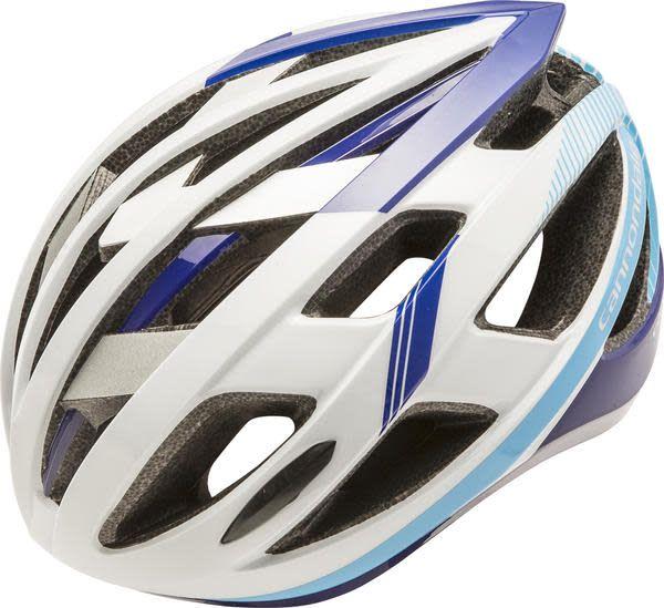Cannondale Helmet CAAD LG White/Blue
