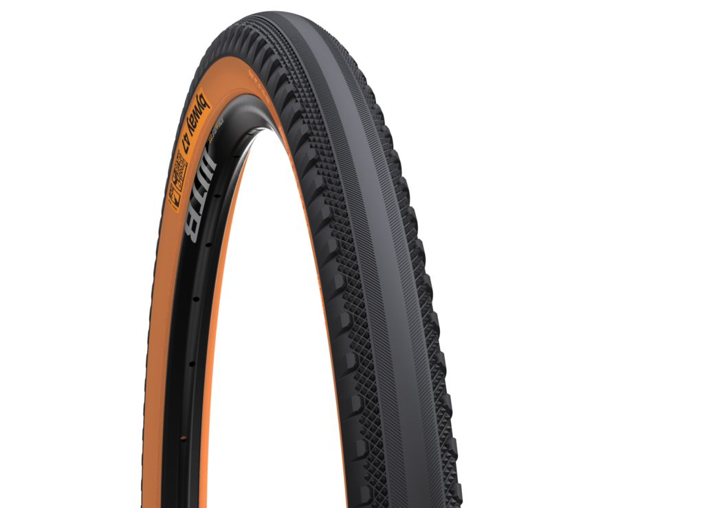 WTB WTB Byway Road TCS Tire: 650b x 47, Folding Bead, Black