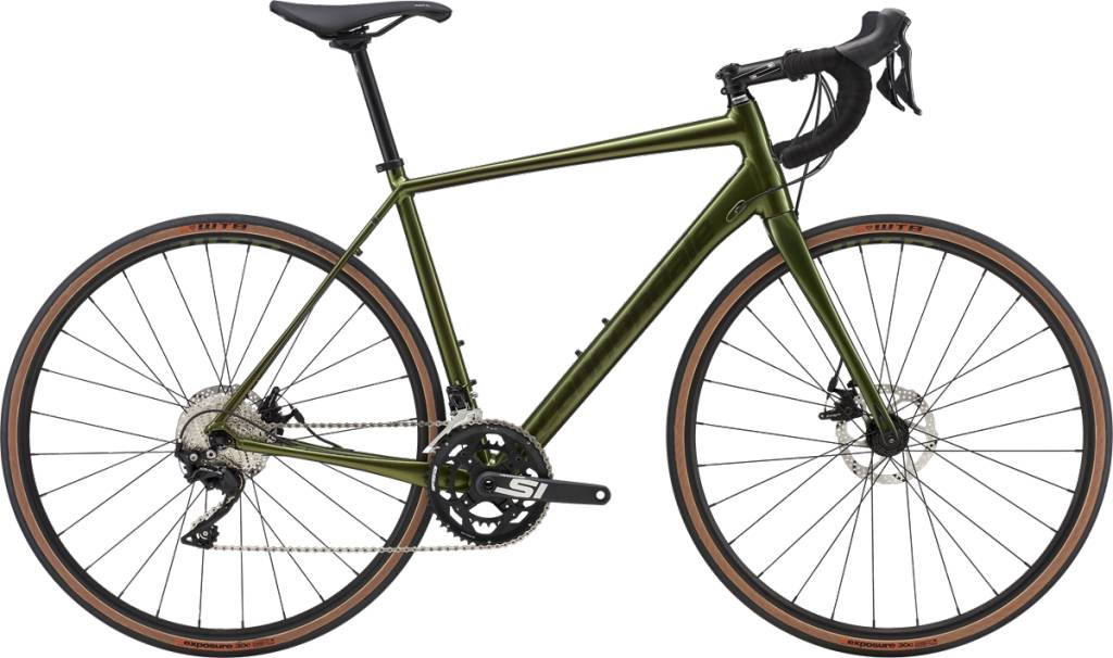 Cannondale 2019 Cannondale Synapse SE 105 Vulcan Green