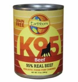 Earthborn Holistic Earthborn Holistic K95% Beef (case of 12)