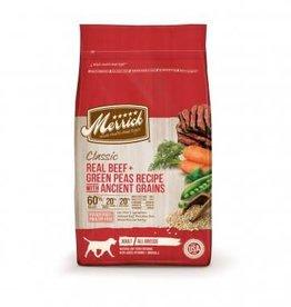Merrick Merrick Classic beef & pea dog food 25lb
