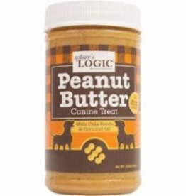 Nature's Logic Nature's Logic Dog Safe Peanut Butter