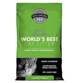 World's Best Worlds Best cat litter single cat