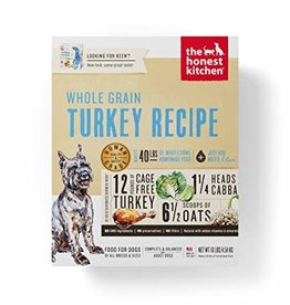 The Honest Kitchen Honest Kitchen whole grain turkey 10lb
