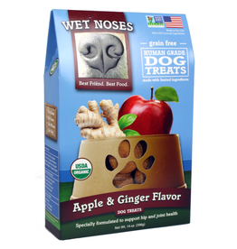 Wet Noses Wet Noses GF Apple Ginger Treat 14oz