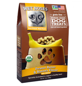 Wet Noses Wet Noses GF Peanut Butter and Banana 14oz