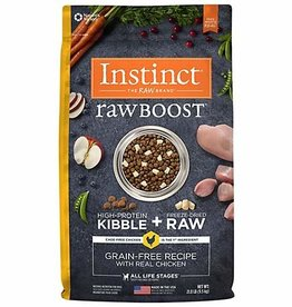 Instinct Instinct Raw Boost Chicken 21lb