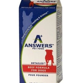 Answers Answers Detailed beef pounder  4Lb