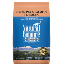Diamond Natural Natural Balance Salmon & Pea Cat 10lb