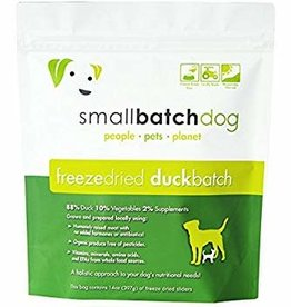 Small Batch Small Batch Freeze Dried Duck Slider 14oz