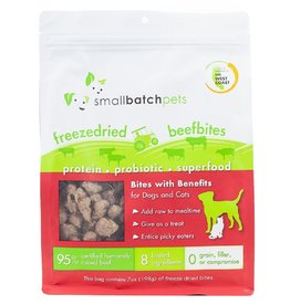 Small Batch Small Batch Freeze Dried Beef Small Bite 7oz