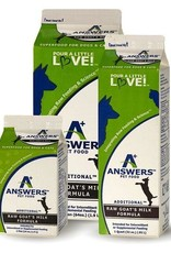 Answers Answers Goat Milk