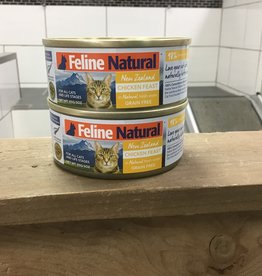 Feline Natural Feline Natural chicken can 3oz