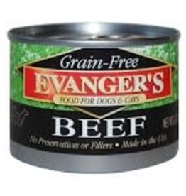 Evanger's Evanger's Classic Beef 6oz  Can Case of 24