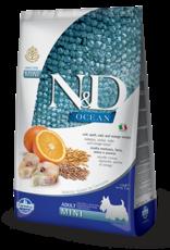 Farmina N/D Farmina N/D Ocean Ancestrial Grain Cod 5.5lb Mini