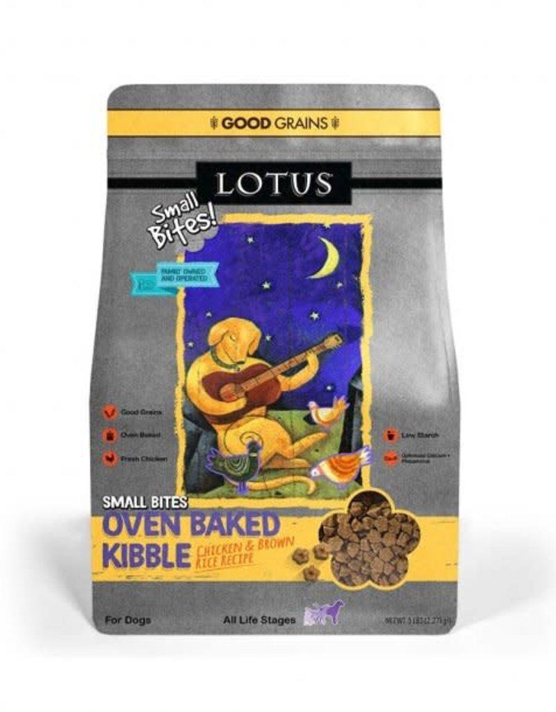 Lotus Lotus SB Chicken & Rice 5lb