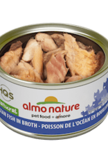 Almo Nature Almo Nature Cat Cans Ocean Fish 2.47oz Case of 24