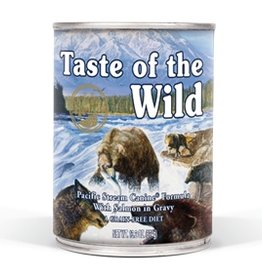 Taste of the Wild Taste of the Wild Pacific Stream Can