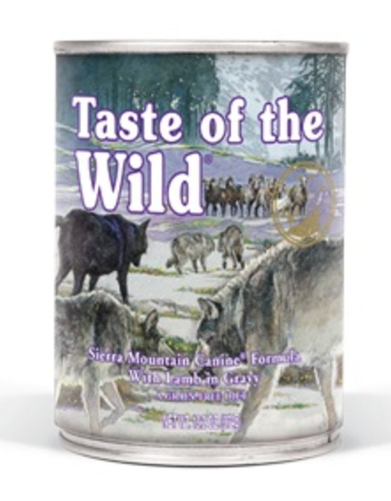 Taste of the Wild Taste of the Wild Sierra Mountain can
