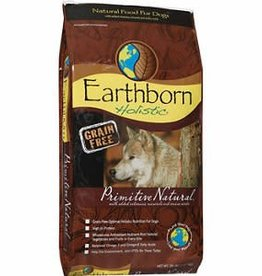 Earthborn Holistic Earthborn Primitive Natural