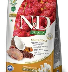 Farmina N/D Farmina N/D Quail & Quinoa LID
