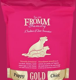 World's Best Fromm Gold Puppy