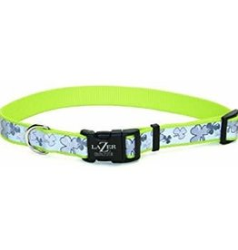 Coastal Pet Lazer Brite Collar Green