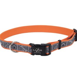 Coastal Pet Lazer Brite Collar Orange