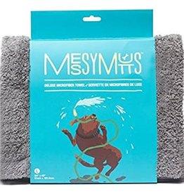 Messy Mutt Messy Mutt Deluxe Microfiber Towel