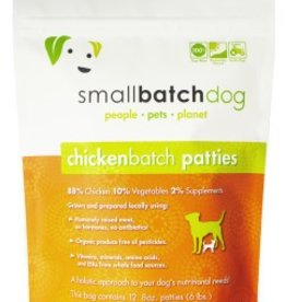 Small Batch Small Batch Chicken frozen dog food