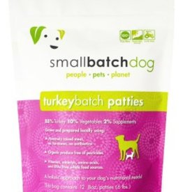Small Batch Small Batch turkey frozen dog food