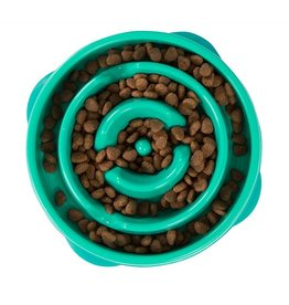 Outward Hound Outward Hound Fun Feeder Teal