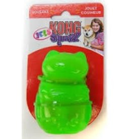 Kong Kong Squeeze Jels Frog